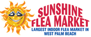 Sunshine Flea Market -The largest indoor flea market  in West Palm Beach